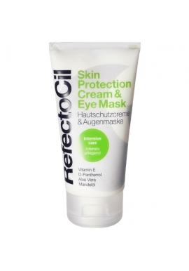 Skin Protection Cream & Eye Mask for Eyelash/Eyebrow Tinting