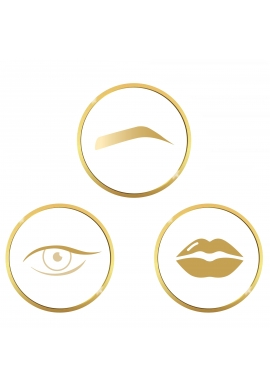 Permanent makeup (eyebrows, lips, eyeliner) course