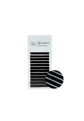 FEATHER volume eyelashes, MIX