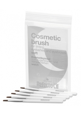Eyelash & Eyebrow application brush, soft